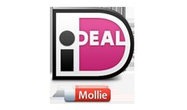 Veilig tuingrind betalen met iDeal van Mollie